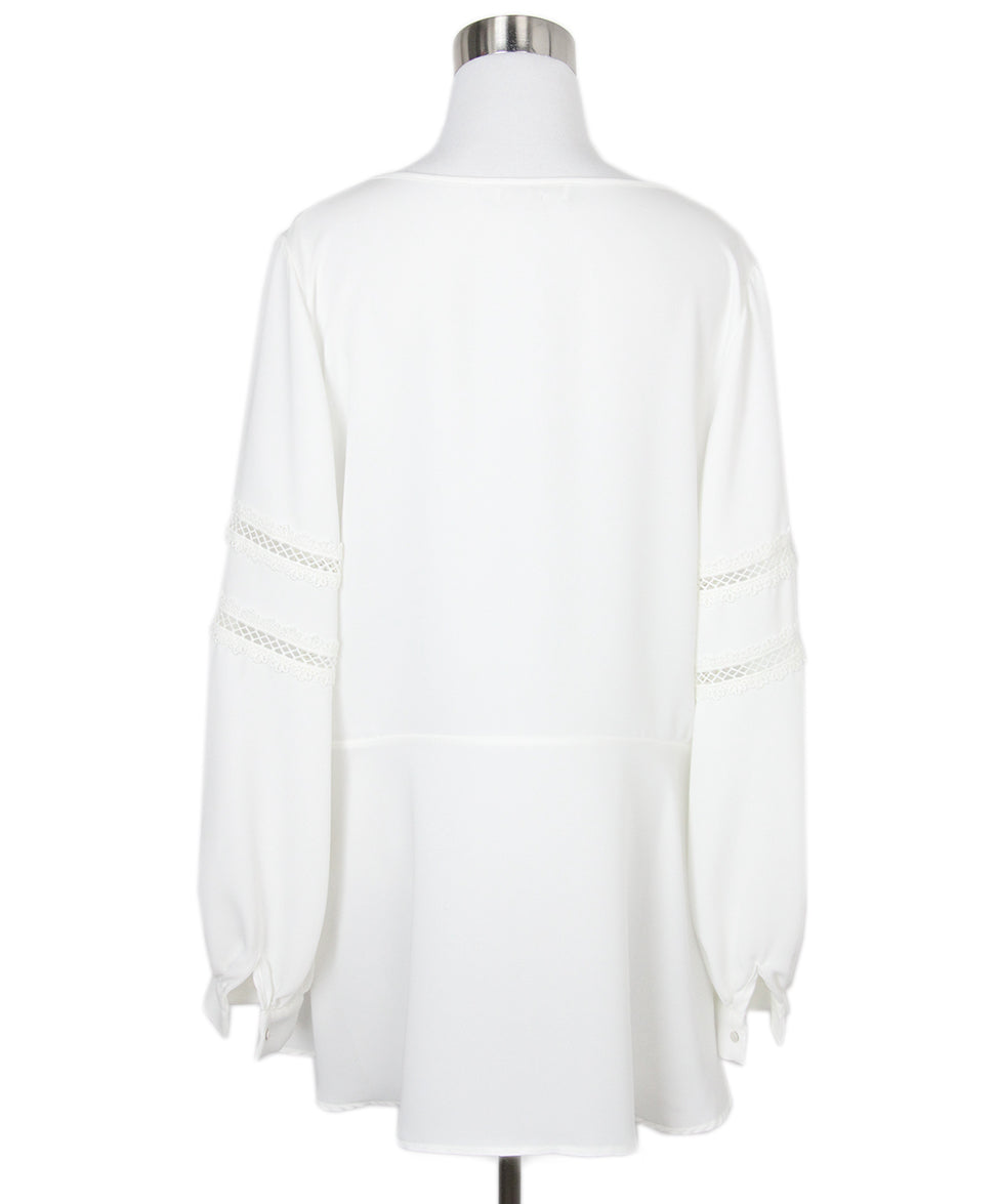 Anne Fontaine White Blouse 3