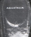 Aquatalia Black Suede Sandals 5