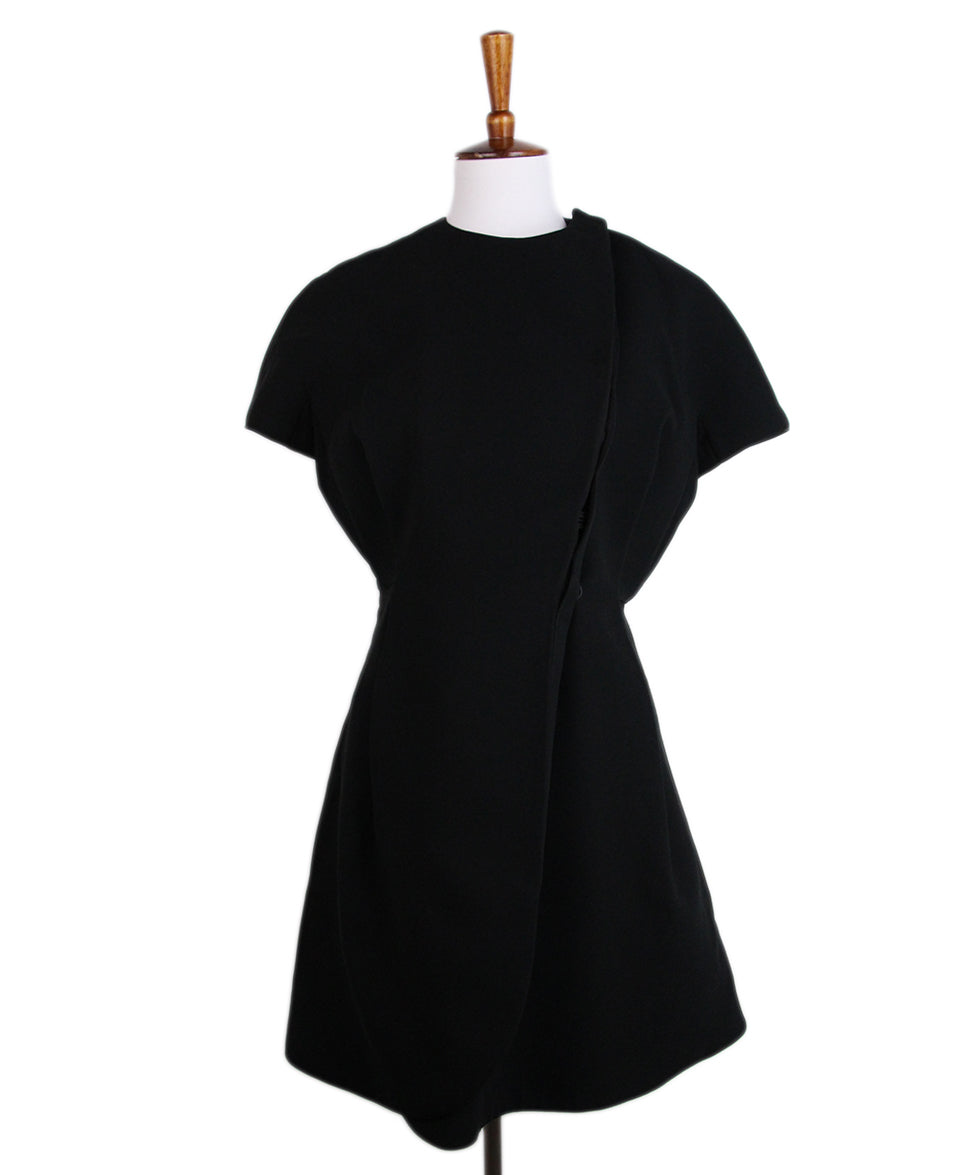 Balenciaga Black Dress 1