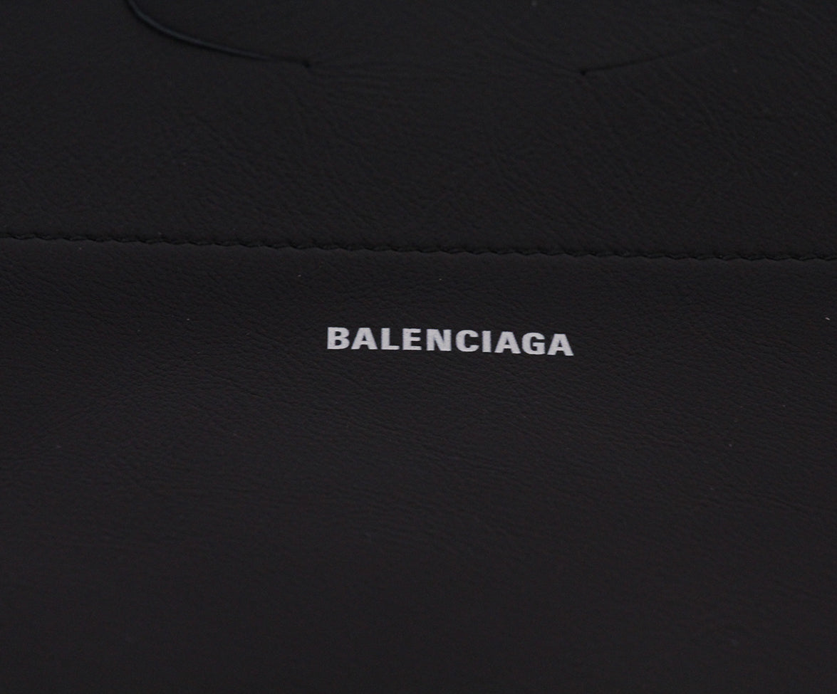 Balenciaga Puppy Kitten Shopper Tote 9