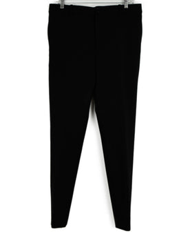 Balenciaga Black Wool Pants 1