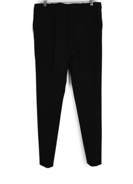 Balenciaga Black Wool Pants 2