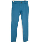 Balenciaga Robbins Egg Blue Denim Pants 1