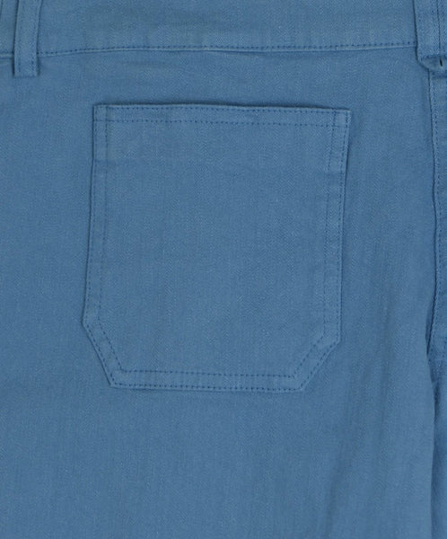 Balenciaga Robbins Egg Blue Denim Pants 4