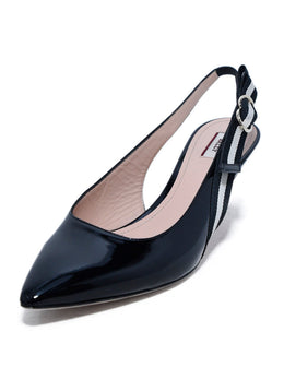 Heels Bally Shoe Size US 9 Black Patent Leather Shoes | Bally