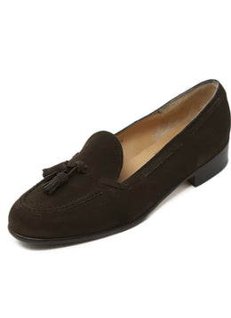 Belgian Brown Suede Shoes 1