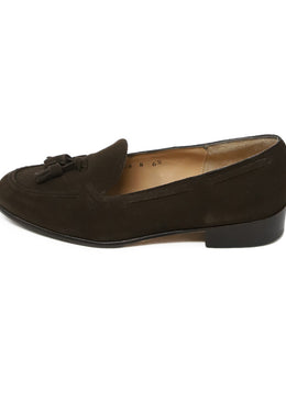Belgian Brown Suede Shoes 2