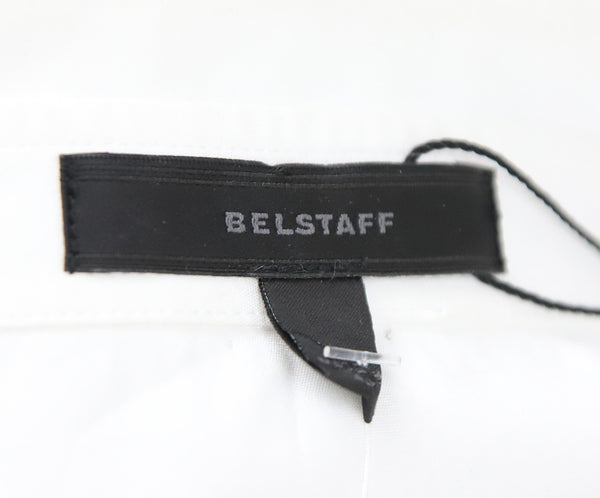 Belstaff White Cotton Tunic Top 4