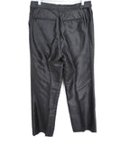 Bottega Veneta Black Rayon Cotton Pants 2