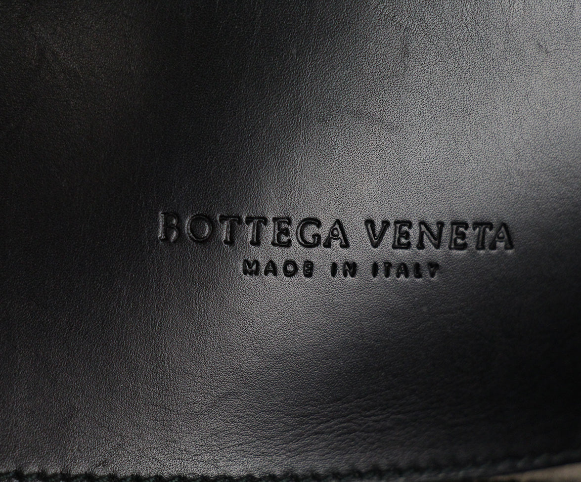 Bottega Veneta Black Woven leather Tote 7