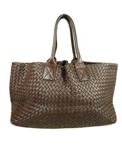 Bottega Veneta Brown Leather Bag 1