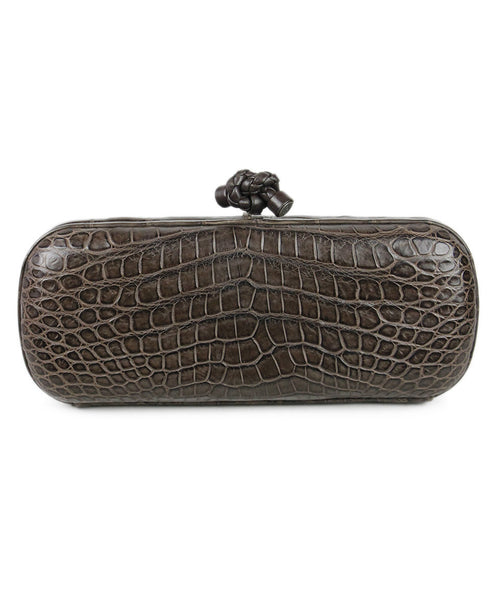 Bottega Veneta Brown Skin Handbag