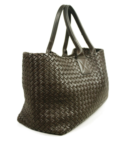 Bottega Veneta Chocolate Brown Bag 1
