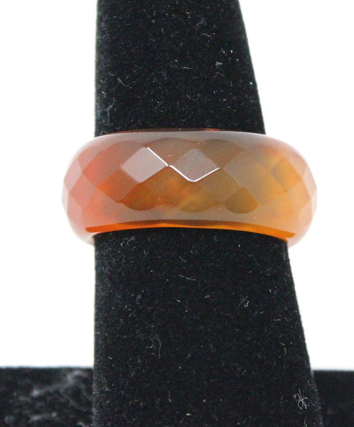 Brown Glass Ring 3