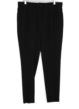 Brunello Cucinelli Black Acetate Pants 1