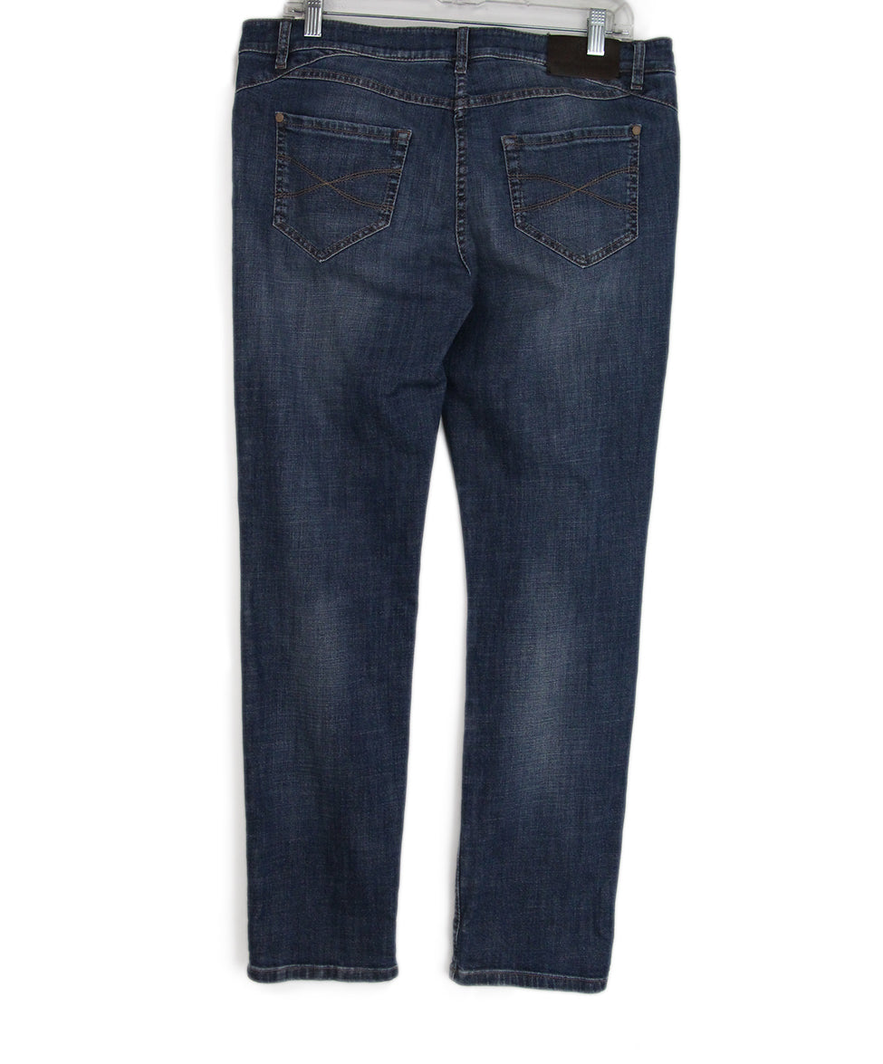 Brunello Cucinelli Blue denim pants 2