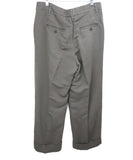 Brunello Cucinelli Brown Linen Pants 2