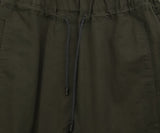Brunello Cucinelli Olive Green Cotton Pants 4