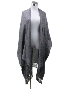 Brunello Cucinelli Grey Cape