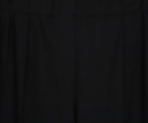 Brunello Cucinelli Black Wool Chain Pants 4