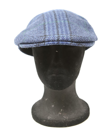 Missoni White Purple Blue Wool Hat