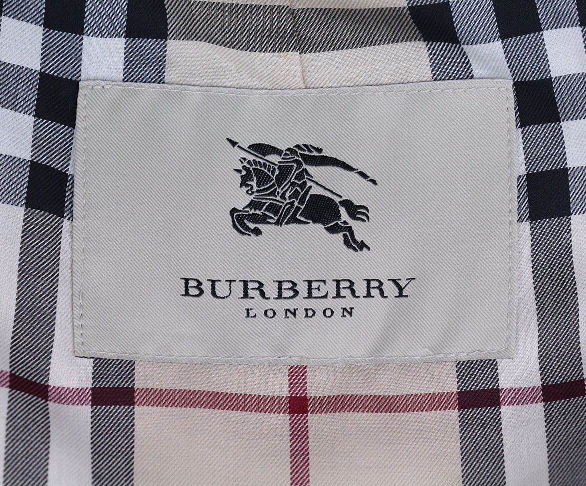 Burberry Pink Jacket 4