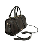 Burberry Brown Leather Satchel Handbag 2