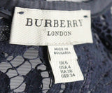Burberry Navy Lace Dress 3