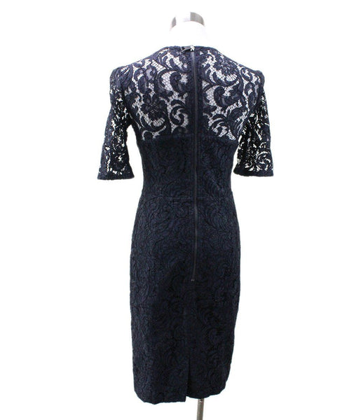 Burberry Navy Lace Dress 2