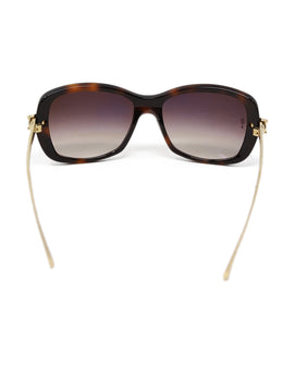 Cartier Brown Sunglasses 1