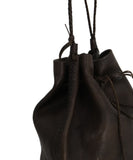 Carvana Deep Brown Leather Hobo Bag 7