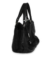 Celine Black Leather Handbag 2