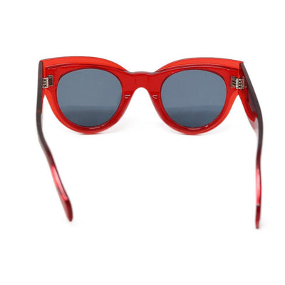 Celine Red Acetate Sunglasses 1