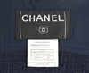 Chanel Navy Wool Vest Top 4