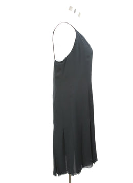 Chanel Black Silk Dress 2