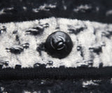 Chanel Black Cashmere and Mohair Sweater 7