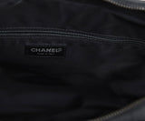 Chanel Black Monogram Satchel 8