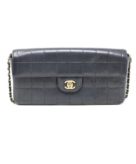 Chanel Classic Black Quilted Handbag