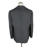 Chanel Blue Navy White Stripes Wool Silk Jacket 3