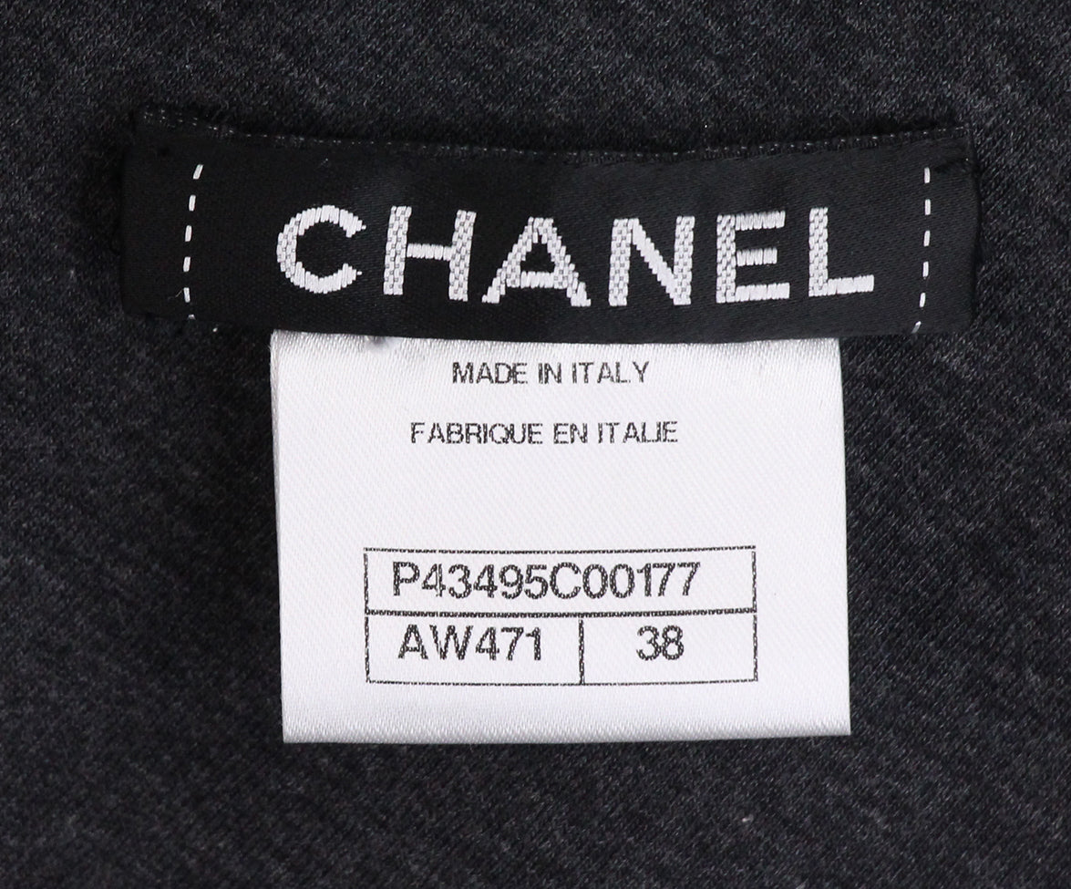 Chanel Teal Leather Jacket 4