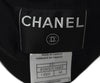 Chanel Black Tweed Jacket sz. 12 | Chanel