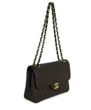 Vintage Brown Chanel Shoulder Bag with Dust Cover | Chanel