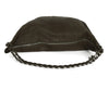 Chanel Pewter Hardware Brown Taupe Leather Shoulder Bag Handbag 5