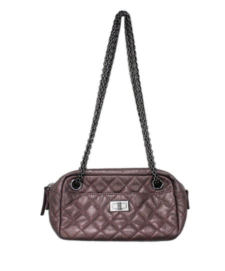 Carvana Deep Brown Leather Hobo Bag