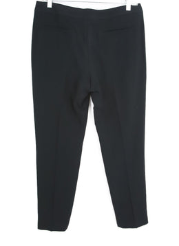 Chloe Black Acetate Viscose Pants 2