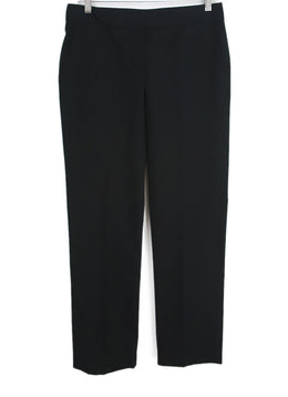 Chloe Black Cotton Pants 1