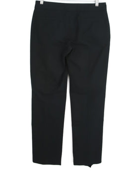 Chloe Black Cotton Pants 2