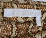 Chloe Beige Brown Animal Print Longsleeve 3