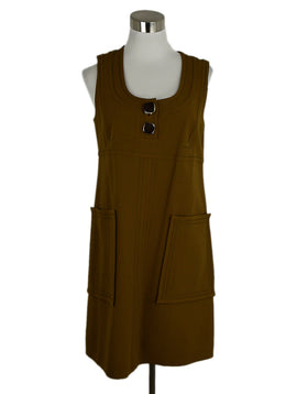 Chloe Brown Dress 1