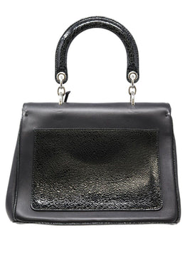 Christian Dior Black Leather Be Dior Bag 2